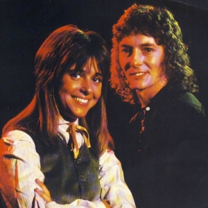 Chris Norman and S. Quatro