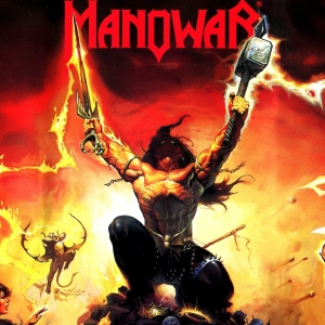 Manowar The Crown And The Ring Midi